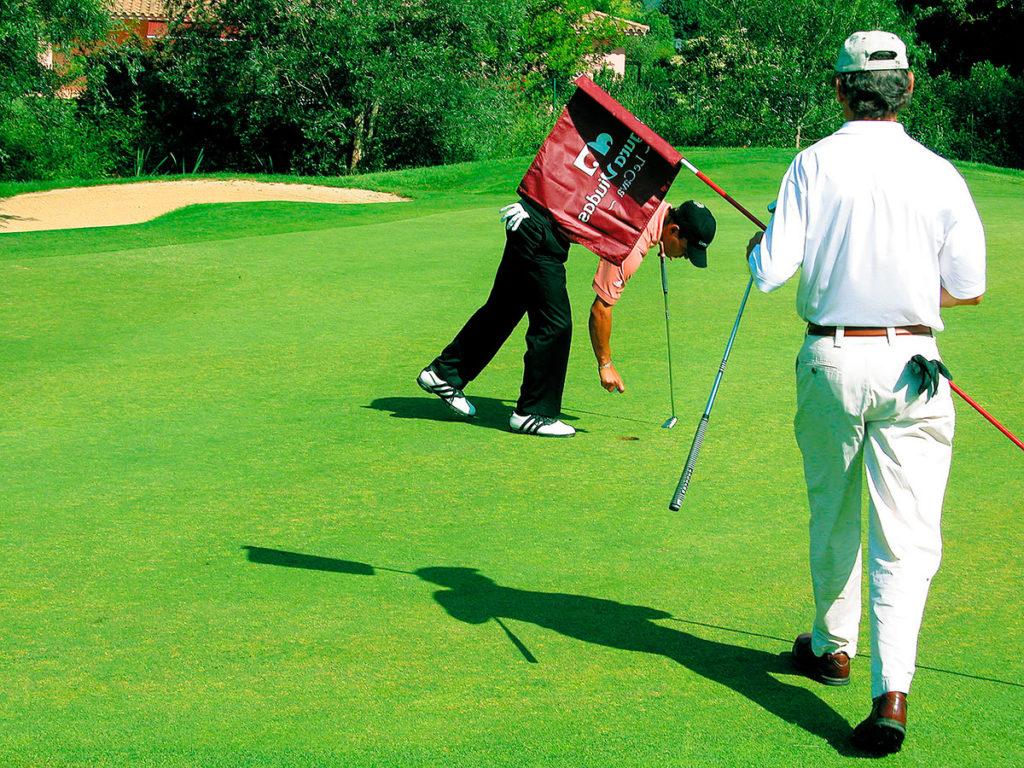 Torremirona-golfeur